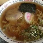 千田幸食堂 - 料理写真:中華そば480円