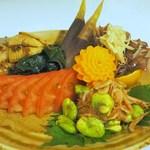 ゆるり 中華食堂 癒食同源 - おまかせ①お野菜いろいろ