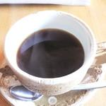 紙ひこうき - 自家焙煎コーヒー(400円)