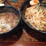 37791131 - つけ麺/中は麵量300g(2015.5/再訪)