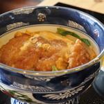むさし屋 - カツ丼 780円