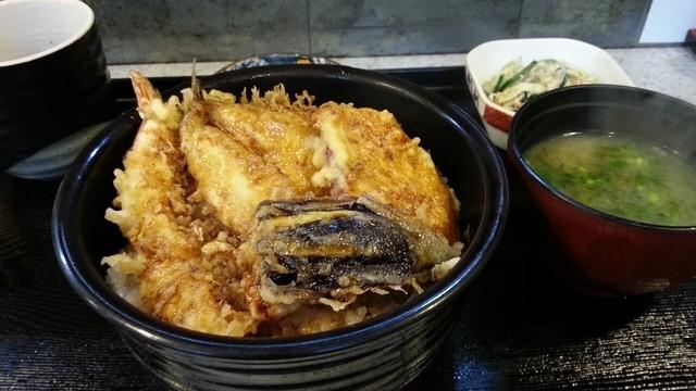 天里 - ランチ天丼
