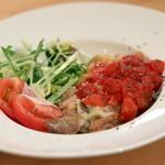 ロイズ キッチン - 日替わりランチのチキンステーキ♡