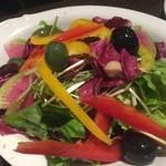 37794108 - 野菜いっぱい 大地のRyoサラダ