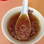 天龍 - ラーメンスープ