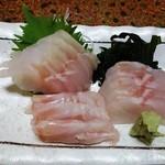京華 - そい刺し700円