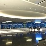 プラネタリウム スターリー カフェ - アクセス写真④空港国際線ターミナルビル5Fのエントランス(右側がCOOL ZONE入口/外が展望デッキ&テラス席)