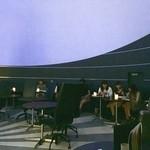 プラネタリウム スターリー カフェ - Dome Bar室内