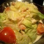 378832 - 蟹と茹でキャベツのサラダ