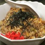たつみ - 納豆チャーハン