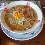 おおぎやラーメン  - 料理写真:味噌ラーメン