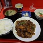 栄飯店 - 料理写真:サービスランチ
