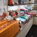 矢場とん - 店内のお土産売り場