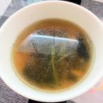 BOSCO-iL-CHIANTI - スープ