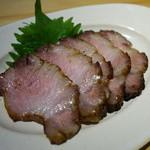 幸菜福耳 - 犬鳴豚のチャーシュー