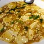 幸菜福耳 - 中国アンチョビと鶏肉と豆腐の煮込み