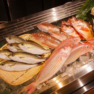 厳選食材の絶品料理と鍋のコースが充実!