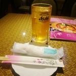 タイレストラン ブアールアン - ウーロンハイ