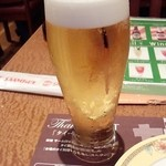 37805695 - 「生ビール」(500円)