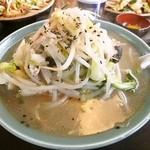 ドライブイン幸華 - 料理写真:タンメン