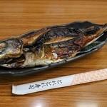 吉本水産 - 料理写真:焼き鯖