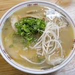 中華そば三丁目 - チャーシュー麺.