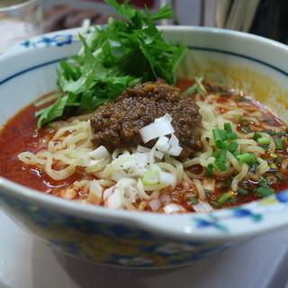 ダンダン亭 - 料理写真:坦々麺白ごま
