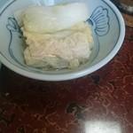 ふくの家 - 白菜の漬物
