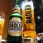 まさや - ドイツのレモンビール ラドラー¥399
