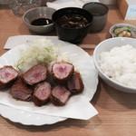 とんかつ野崎 - ヒレカツ定食