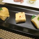 Yakiyakisannoieakasaka - 洋前菜盛