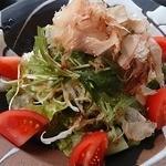 37808632 - 野菜たっぷりサラダ