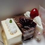 37808737 - 購入したケーキ201505