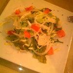 食彩工房 メルカート - セットのサラダ