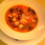 食彩工房 メルカート - セットのスープ