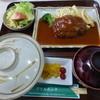 グリルボンネ - 料理写真:ハンバーグ150g定食¥1,150