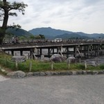 中村屋  - 渡月橋