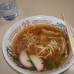 グリーン - 料理写真:やさしい味の中華そば!