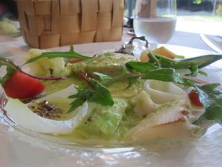 ルニコアオーミナミ - お魚料理