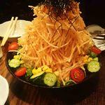浪漫亭  - サラダ580円♪