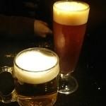 パブジャニス - ビール&レッドアイ!