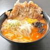 諏訪湖サービスエリア(下り線) スナックコーナー - 料理写真:山賊辛味噌ラーメン