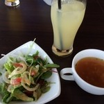 LOOP - サラダ・スープ