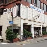 カフェレストアモーレ - 2014年6月 吉田の高架の横と言うか下と言うか…