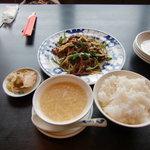 中国料理 福 - 青椒牛肉絲