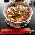 中国料理 福 - 五目つゆそば