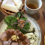 カフェ ド ガモヨン - ガモヨンランチ