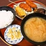 今井食堂 - おすすめ定食