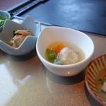 和助 - セットの小鉢