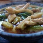 松葉屋 - 料理写真:(2015/5)鶏葱タップリ